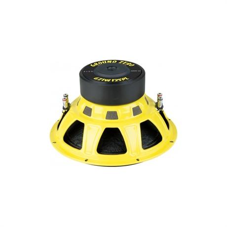 Ground zero-gZIW 12SPL iridium-caisson de basses 30 cm